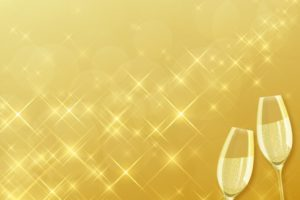 champagne illust